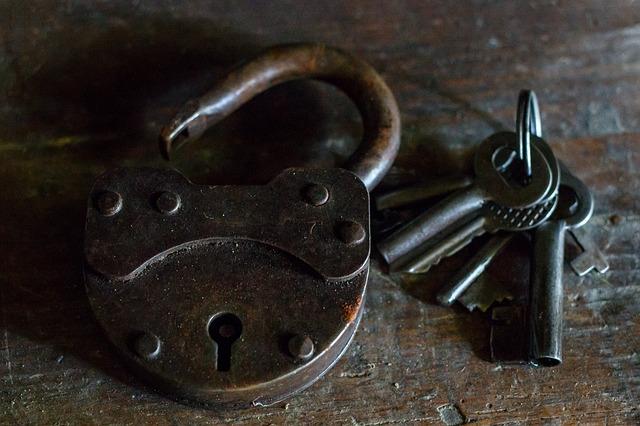 Schlüsseldienstnotdienst, Bilk, Schloss, Alt, Tür