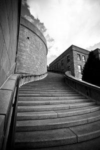 Treppen in Düsseldorf Bilk, Schlüsseldienst Bilk